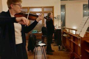 Sr Maria - violin